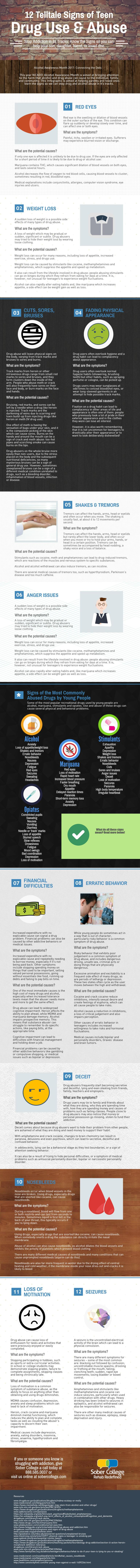 12-Signs-of-Teen-Drug-Abuse-Infographic-AAM2017-Sober-College