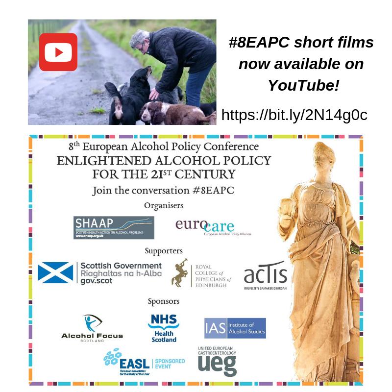 8EAPC short films – Alcohol Awareness
